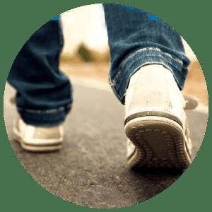 Устойчивость при ходьбе